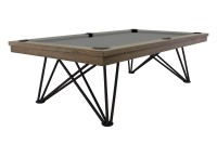 Billiard Table, Pool, Dauphine, Silver Mist Oak