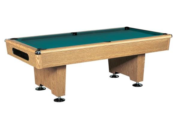 Billardtisch, Pool, Eliminator, 7 ft. (Fuß), eiche