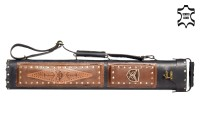 Billiard Cue Hard Case Tortuga TT-3, brown, 2/4, 85cm