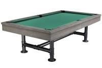 Billardtisch / Esstisch, Pool, Rasson Bedford, grau gebeizt
