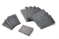 Cushion Facings, 6-7mm, Set of 12 Pcs., tapered