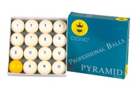 Ball Set Classic A-Quality, 68 mm, Pyramid