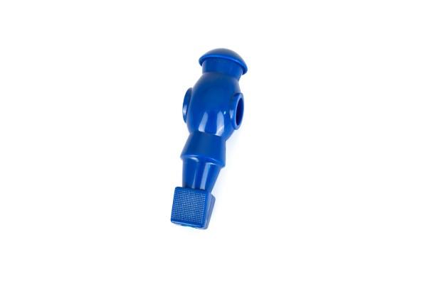 """Spieler für Tischfußball """"Rialto"""", blau, 15 mm, für Teleskopstange"""