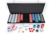 Pokerkoffer, Aluminium