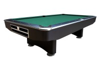 Billiard Table, Pool, Competition II, 9 ft., Black