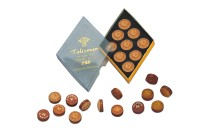 Tip Talisman PRO, hard, pig leather, different diameters