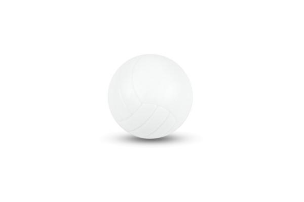Ball für Tischfußball, weiß