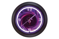 Neon billiard clock, NBU-4