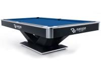 Billardtisch, Pool, Rasson Victory II Plus, schwarz