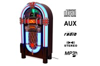 Jukebox Tennessee, mit MP3, Radio, CD, AUX