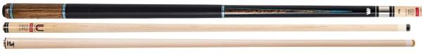 Billiard Cue, Pool, Bear BP-2 incl- 2 shafts (Bear & 314³)