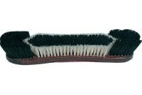 Brush 10 in, mahogany