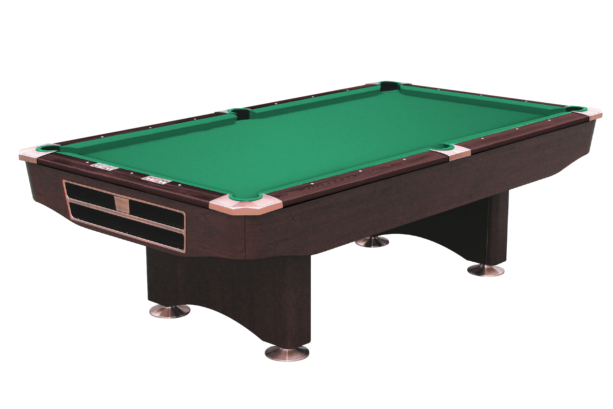 Billiard Table Dynamic petition mahogany Pool