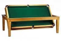 Billiard Table Dynamic VIP Roll-Over, 7 ft, oak, Pool