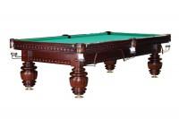 Billardtisch, Pyramide, Dynamic Turnus II, mahagoni