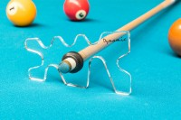 Billiard Rest Head Edwin, transparent