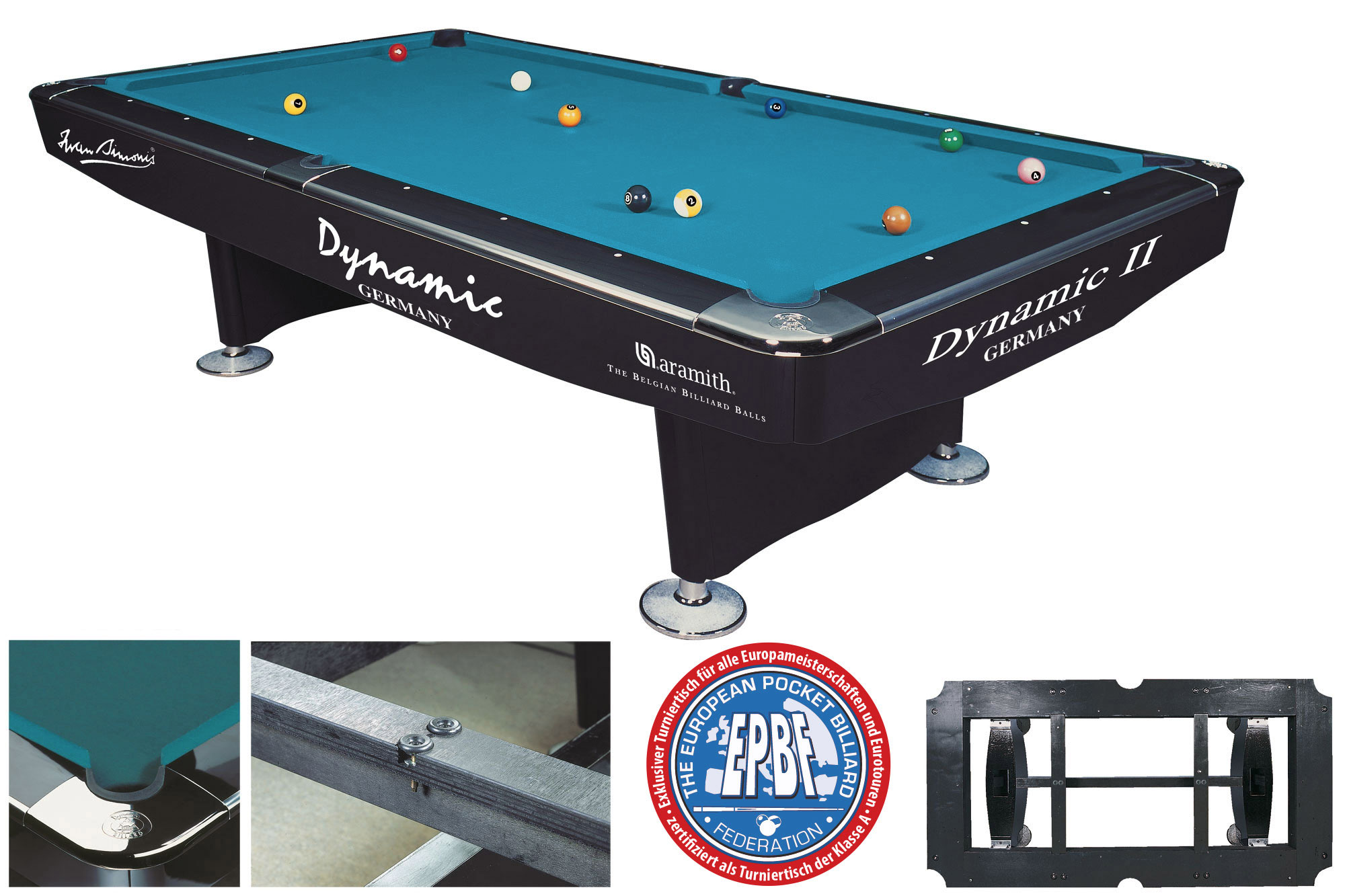 pool tables 9 ft at dynamic billiard shop