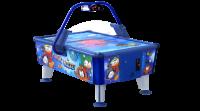 Airhockey, Magic, 163x107 cm, blau/rot/weiß, kommerziell