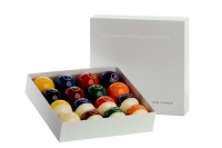 Ball Set Aramith Economic, 57,2 mm, Pool