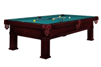 Billiard Table Dynamic Bern, mahogany, Pool