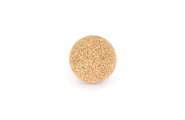 Ball für Tischfußball, Naturkork, Set, 10 Stück
