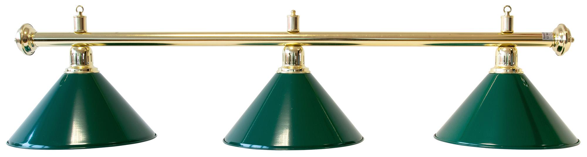 Billard Lampe Ersatzschirme /Ø35cm Messing