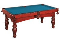 Billiard Table Dynamic Kiev, mahogany, Pool