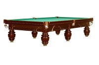 Billiard Table Dynamic Turnus II, mahagony, Pyramid