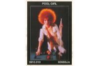 Poster, Pool Girl