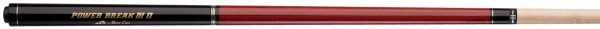 "Billard Queue ""Mezz Power Break II PB2-R/DI2"", rot, United Joint, Pool"