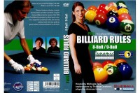 DVD Pool Billiard Rules 8-Ball/9-Ball, english, 76min