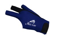 Billiard Glove, Mezz MGR-A, Navy-Blue