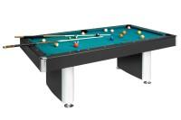 Billardtisch, Pool, Toronto, 7 ft. (Fuß), schwarz