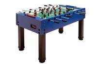 Tischfußball, Master-Cup, blau