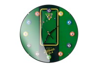 Billard Clock 12 Ball, second choice