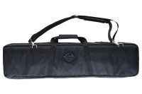 Billardqueue-Reisetasche, Mezz MTB, schwarz, 90 cm