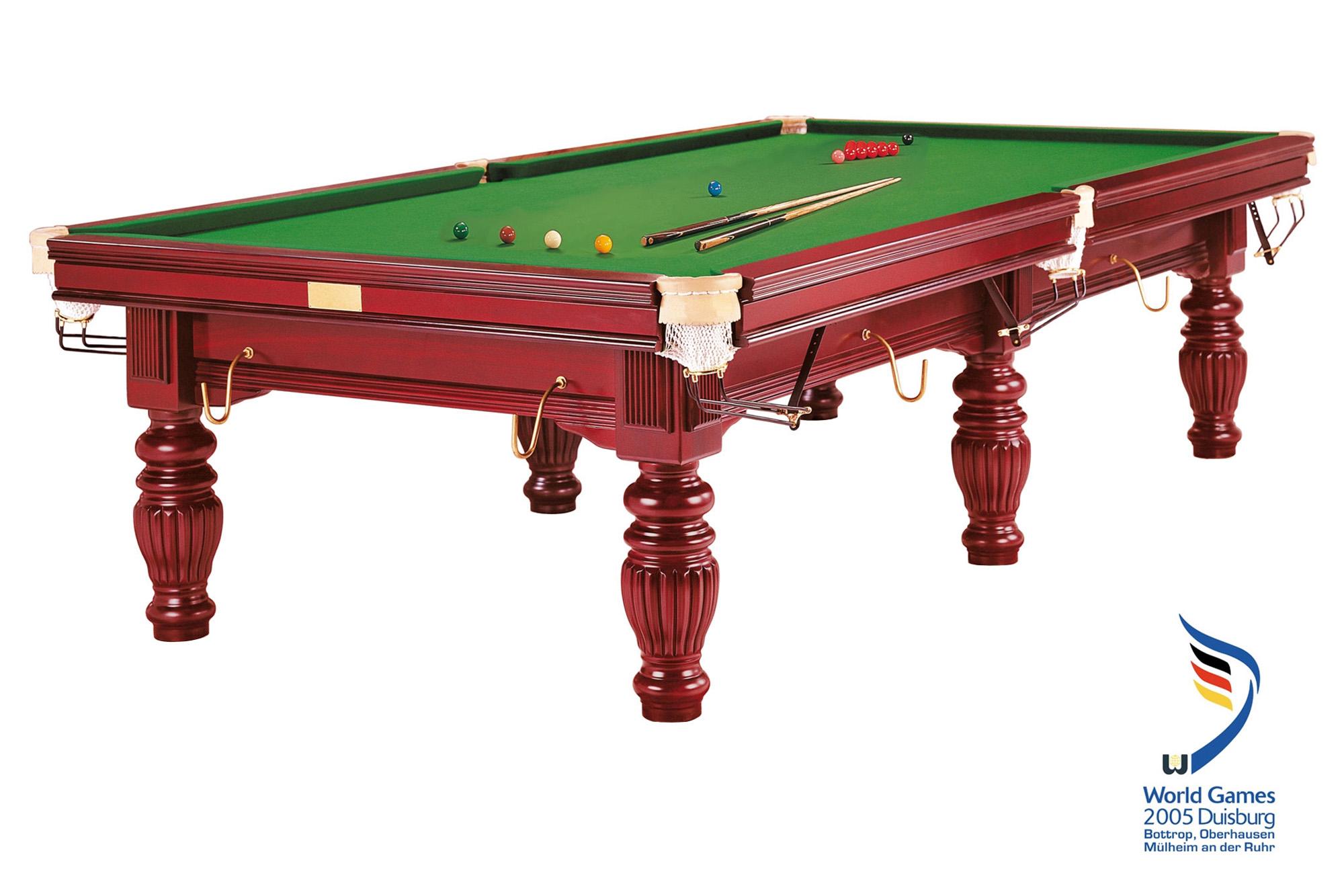 billiard table dynamic prince mahogany snooker snooker tables rh dynamic billard de