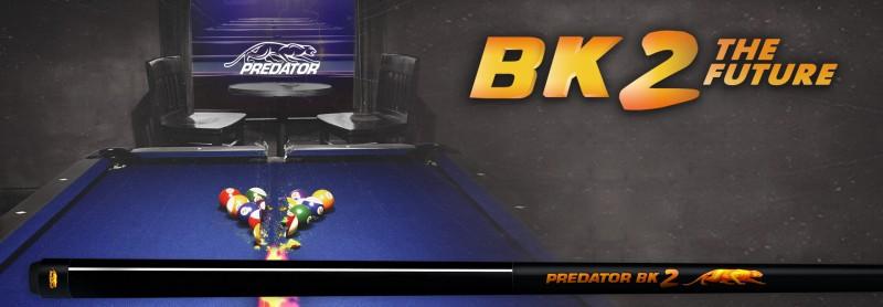 Billardqueue, Pool, Predator BK2, Break, Uni-Loc