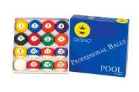 Ball Set Classic A-Quality, 57,2 mm, Pool