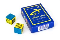 Chalk Arrows, blue,12 pack